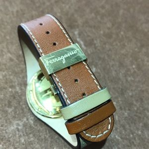 Salvatore Ferragamo Accessories - LIKE NEW Salvatore Ferragamo watch